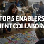 Image for the Tweet beginning: What Does Collaboration In The
