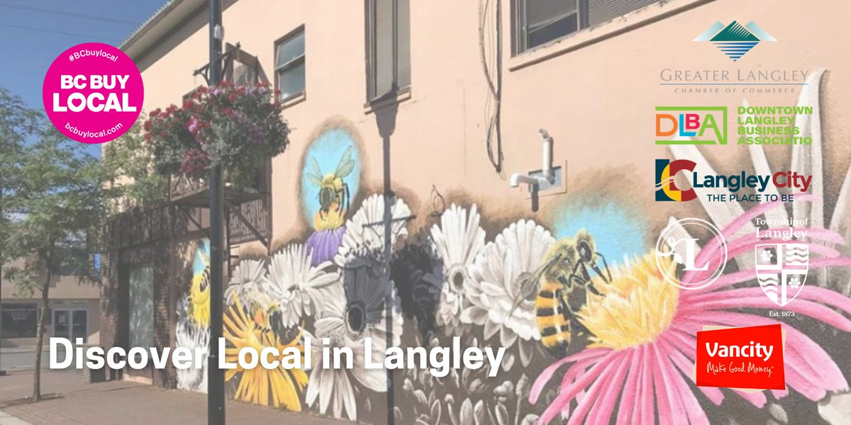 In September LOCO focuses on the amazing local businesses in #Langley. Thanks to our partners! @LangleyChamber @Vancity @LangleyTownship @langleycity_ & Tourism Langley #BCBuyLocal #FraserValley https://t.co/GQuHf01HUy https://t.co/yAJQyFDqyd