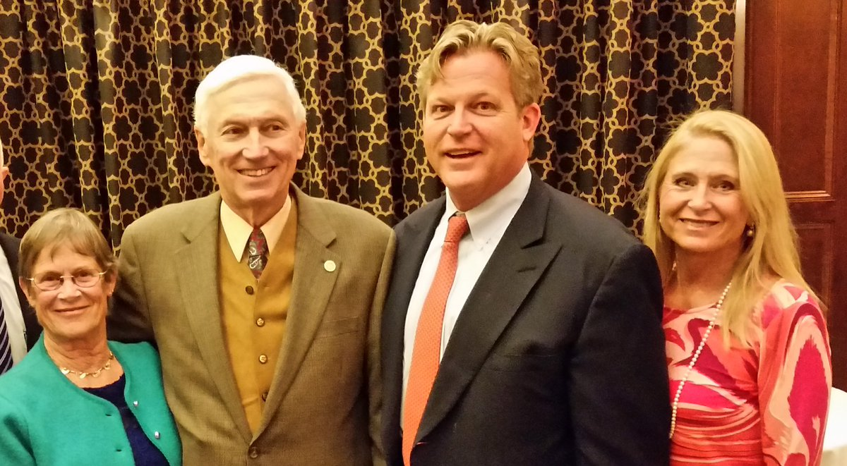 We mourn the passing of one of our states greatest treasures - Dr. Don Rankin - physician, environmentalist, VietnamWar Vet, historian and friend to one and all. Our love goes out to Nancy and his family. May he RIP.