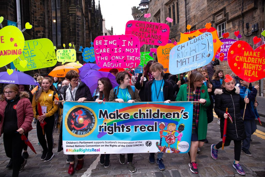"""""""I'm really happy because now it will soon be a law. It won't just be a topic you learn in P2 and P3. Everyone will have to know and respect [children's rights] because they're laws and not just a set of guidelines."""" - MCP, age 12 #UNCRCincorporation #MakeRightsReal ❤️👍🌈☀️ https://t.co/n4Qr6PTizG"""