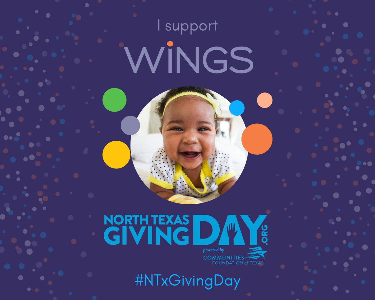 "test Twitter Media - Early giving begins today! Get your donations in and begin encouraging others to give to WiNGS! Head to https://t.co/QEzpXzQFww and hit that ""Donate Now"" button. Get a head start and give anytime between now and North Texas Giving Day on 9/17, then share this image! #ntxgivingday https://t.co/1lLM2JWKMQ"