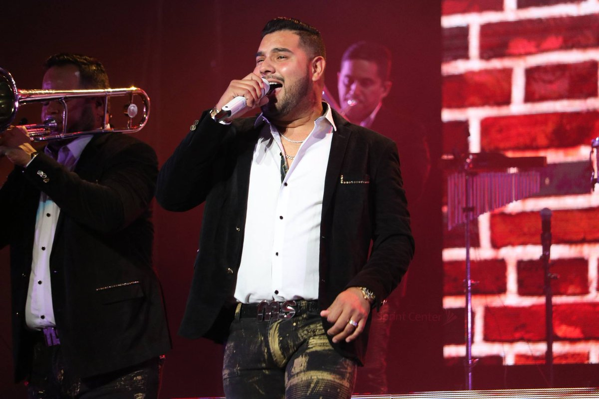 #OTD in 2018: @BANDA_MS, award-winning regional Mexican group made a visit to #TMobileCenter. https://t.co/qNcDIcVYkx