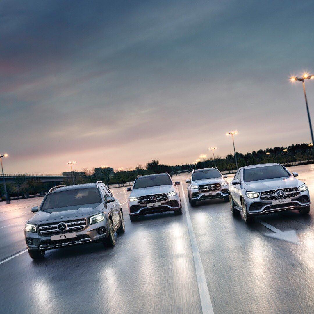 Mercedes-Benz, el estándar para SUVs.  Sin importar tus necesidades o los caminos que recorras, siempre habrá una SUV Mercedes-Benz para ti. Visita Mercedes-Benz Serdán o Mercedes-Benz Angelópolis y conócelas. Solicita una cotización aquí: https://t.co/BAJakr6c75 https://t.co/kc06mHOymO