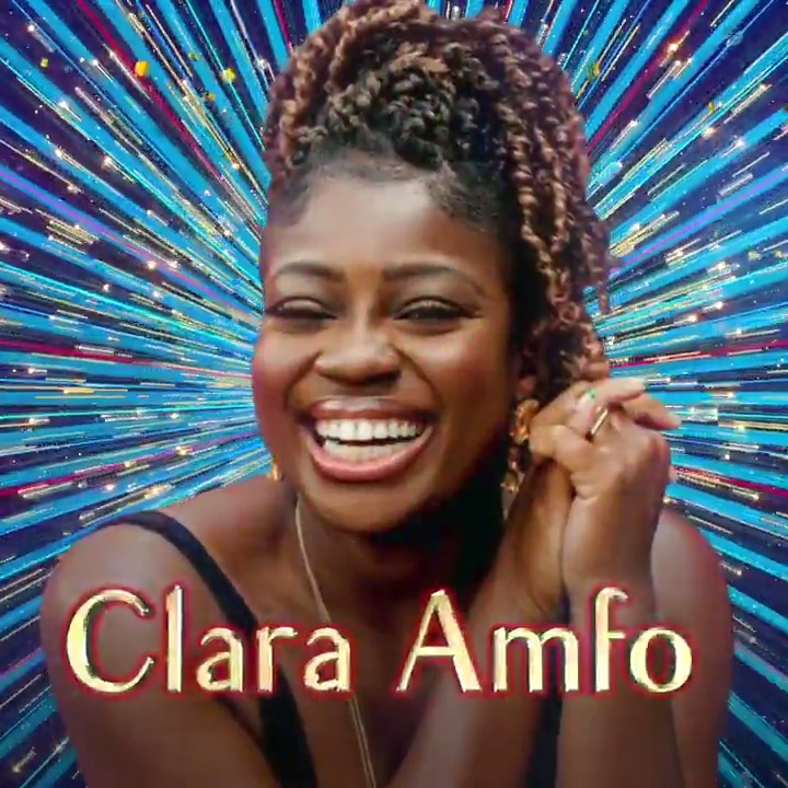 Hey DJ! We cant wait for @BBCR1s @claraamfo to hit the dance floor. Shes spinning straight into #Strictly 2020. 🎧 👉bbc.in/ClaraAmfo