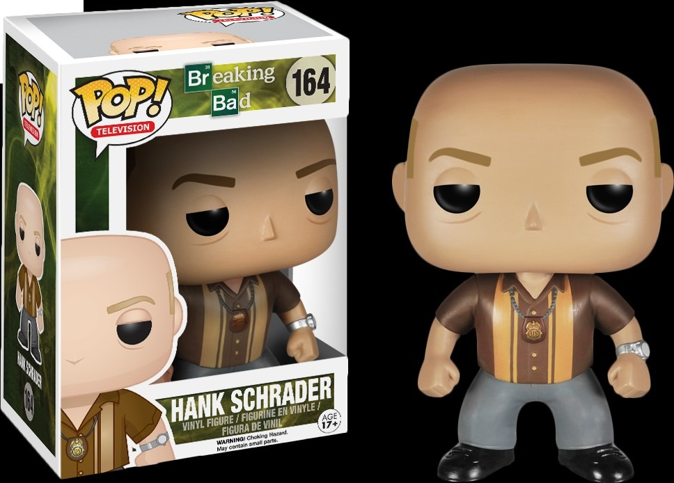 Who wants a Hank Schrader Funko Pop!? Retweet and be sure you're following for your chance to win. If Uncle Hank himself retweets this, I'll Pre-order your copy of El Camino Breaking Bad movie as well. Good luck!