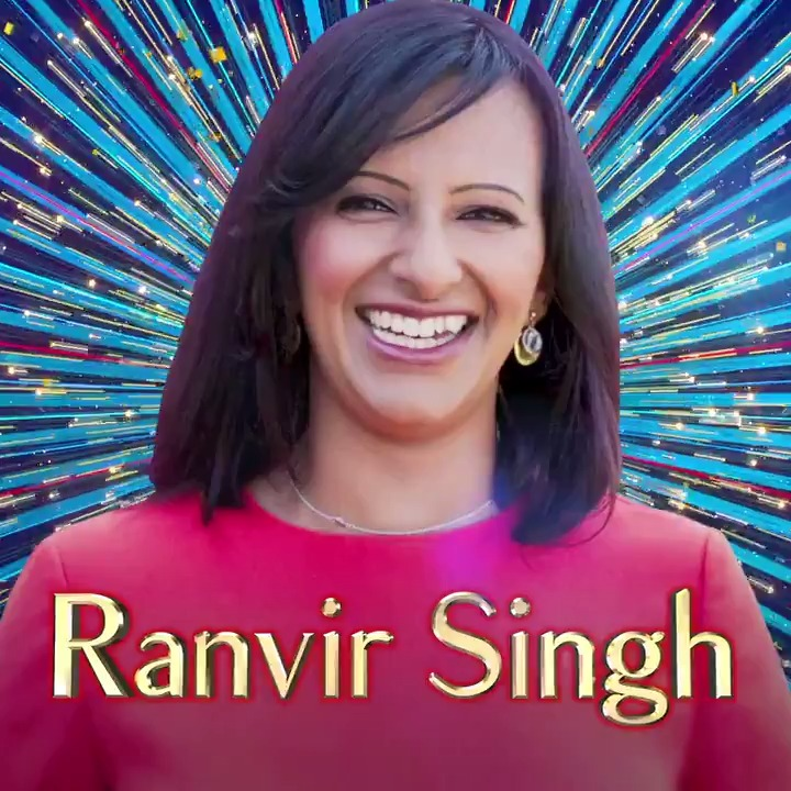 This just in... GMB presenter, newsreader and journalist Ranvir Singh @ranvir01 is our latest signing. Shes sure to make #Strictly headlines in 2020! 👉 bbc.in/RanvirSingh