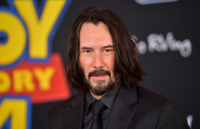 Happy Birthday wishes to Keanu! 🎉🍾❤ https://t.co/TamppEV5xp
