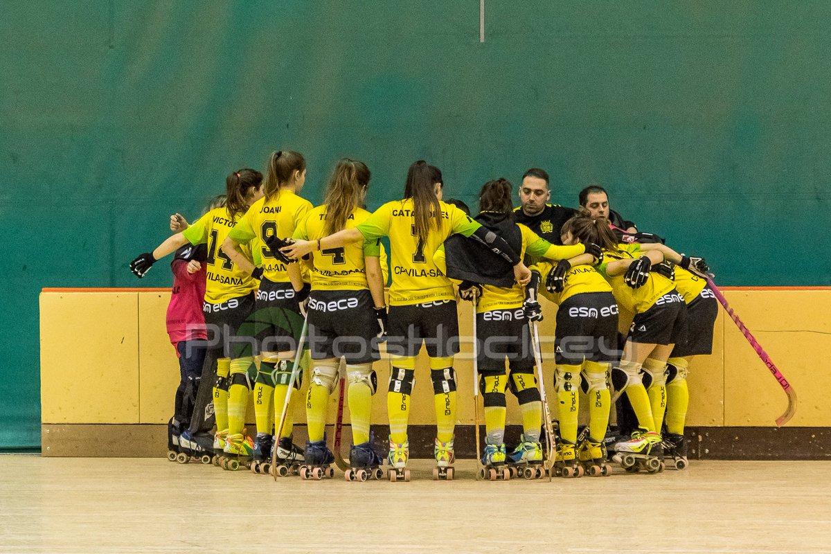 Estrenem nou compte de Twitter!! 🙌 Seguiu-nos per estar al dia de la nostra trajectòria esportiva 🏒  #esnecavilasana #hoquei #hoqueipatins #clubpatihoquei #hockey #esportcat #femesport https://t.co/KvAXtLdo8I