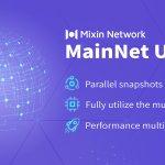 Image for the Tweet beginning: Mixin Network has been updated