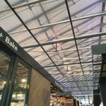 Our new walkway canopies are looking good... the team from DP Structures are working through the nights to minimize any disruption to our traders and customers. 👍 Read More about this project: https://t.co/3bXeKXt3EQ #PrestonMarkets