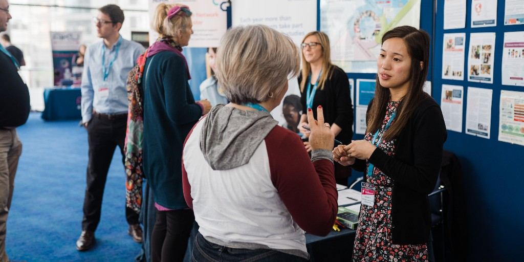 Did you hear??😄  Our Rare Disease Showcase is going #Digital for 2020!🎉  If you missed our #BigAnnouncement last week, catch up on all things The Virtual Rare Disease Showcase below.  #Register to attend our #RareShowcase2020 on 17th - 19th November!  👉 https://t.co/vXPuWNaE2d https://t.co/F6QmvdxXgX