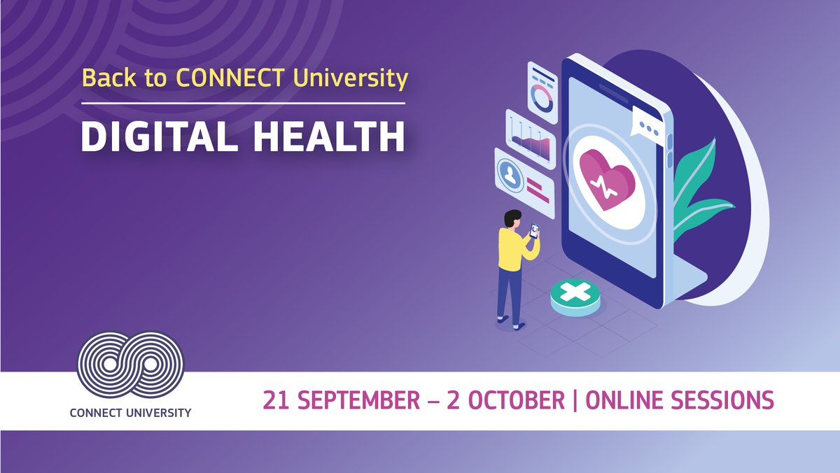 """""""#ConnectUniversity is where inspiring thinkers come together to spread impactful ideas"""", @ThierryBreton.  Health❤️ #AI ❤️ Big data❤️ #HPC❤️ Blockchain 💔Disinformation: are you following the Autumn School?   Discover the next sessions ➡ ️https://t.co/EQxDgQFC5H https://t.co/Fcj1gwo58d"""