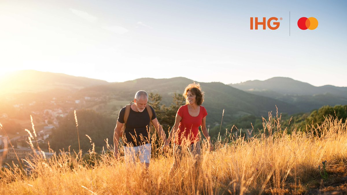 As a Mastercard® holder you can access 15% off IHG® Hotels & Resorts in Europe when you book with your Mastercard. Plus, with our IHG® Clean Promise and commitment to cleanliness – when you're ready to travel again, we'll be ready to welcome you.  https://t.co/LqEwdoeSXw https://t.co/K6zCtxKw2N
