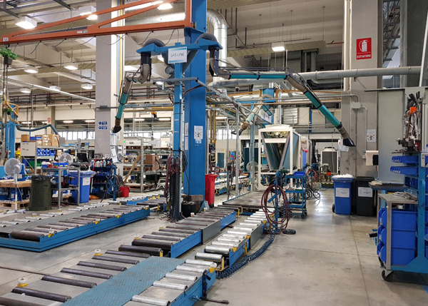 Clivet says its new production line for ELFOEnergy monobloc heat pumps using R32 refrigerant is now in full operation in Feltre, Italy https://t.co/Czu6NmETIe @ClivetUk https://t.co/JQc1Iz2d9X