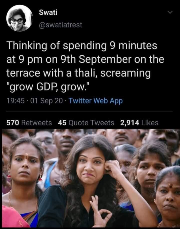 Grow GDP, Grow!  @savukku