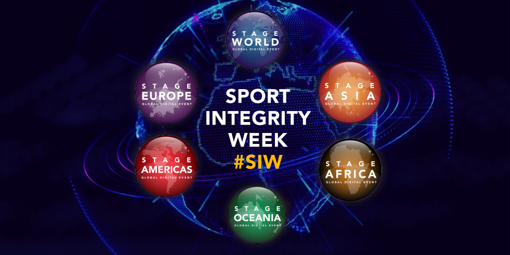 SPORT INTEGRITY WEEK-MASTER PROGRAMME UNVEILED!  Global Leaders, Forward-Thinkers, Influencers join Global Sport Integrity Community to Safeguard the Future of Sport  Download preliminary Event Guide, Participate & Promote #SIW: https://t.co/6igJKmagkI https://t.co/D2Nt36UdYj