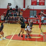 Image for the Tweet beginning: Shelby VarVB falls to Pleasant