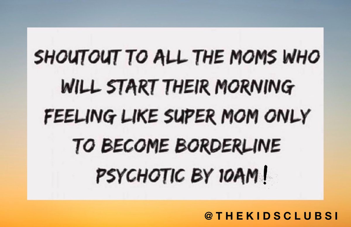 Tag a 'MOM' you might know that agrees... #momhood #accurate #statenisland #mommylife #dailymom #motherhood  #mom #momlife #moms #statenislandny #mother  #mommy #mama #mother #statenislandmoms #momma #mompreneur #momstrong #accurate #momsrus #motherlife #supermom #supermoms https://t.co/CpEQJSNe7M