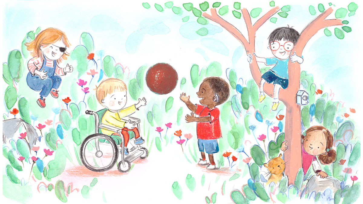 The #Bookmark section of our website is all about disability and books - so whether you're an author looking for advice about positive representation or are a parent after some great reading recommendations, check it out here: https://t.co/g2t8DkI8Ee  Pic: Fiona Lumbers https://t.co/q9fk6J9gei