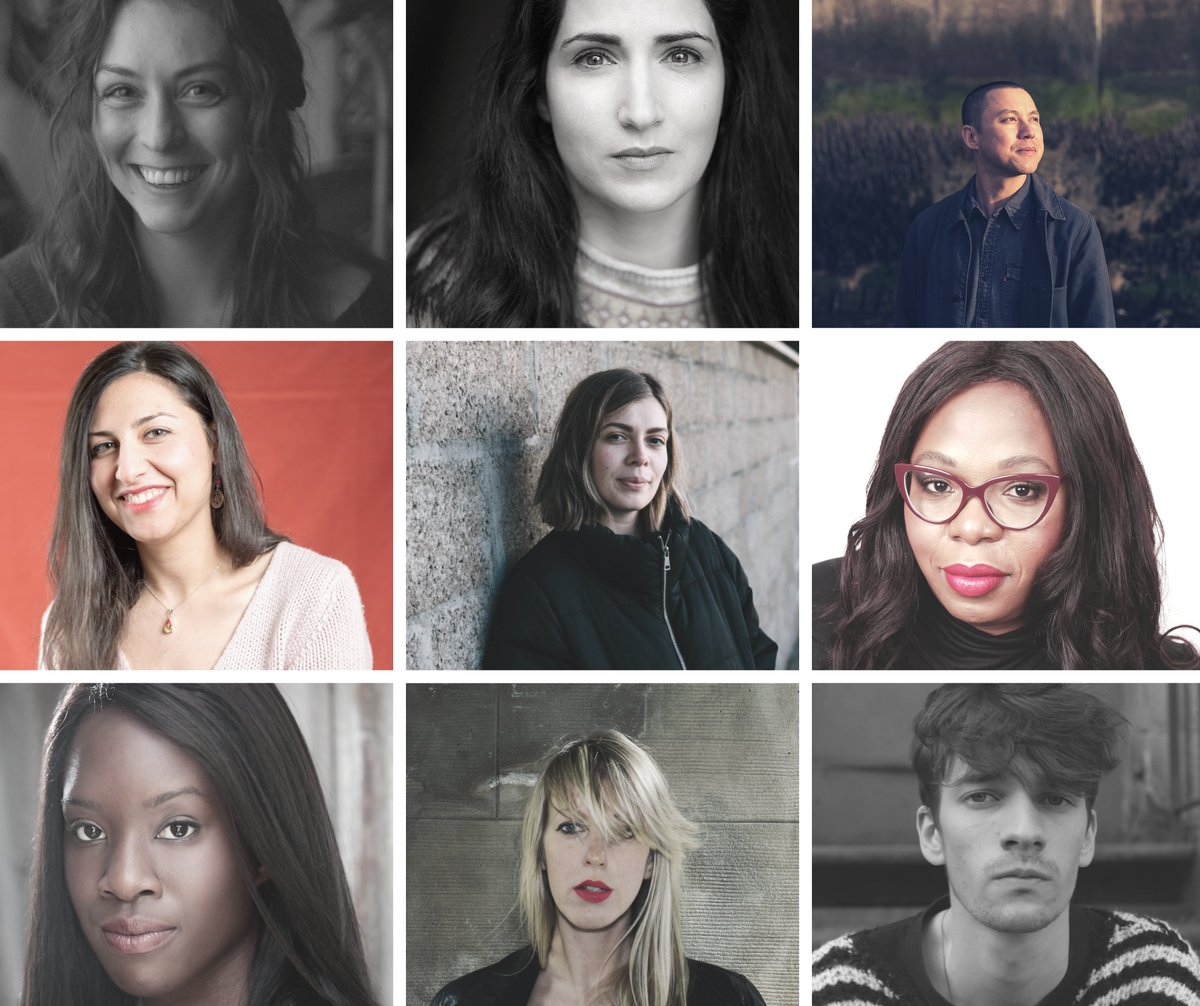 🗣️We're very excited to announce the inaugural nine #SharpShorts projects and teams who will be working with @shortcircscot and our partners in Scotland to develop and produce their exciting short films. Congrats to all the filmmakers. Read more here 🏴🎥: https://t.co/TnYcO4UehQ https://t.co/2RQkGPiazZ