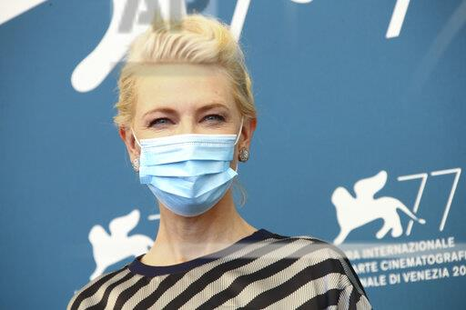 nothing but love for my mask-wearing [venice jury] president Cate Blanchett