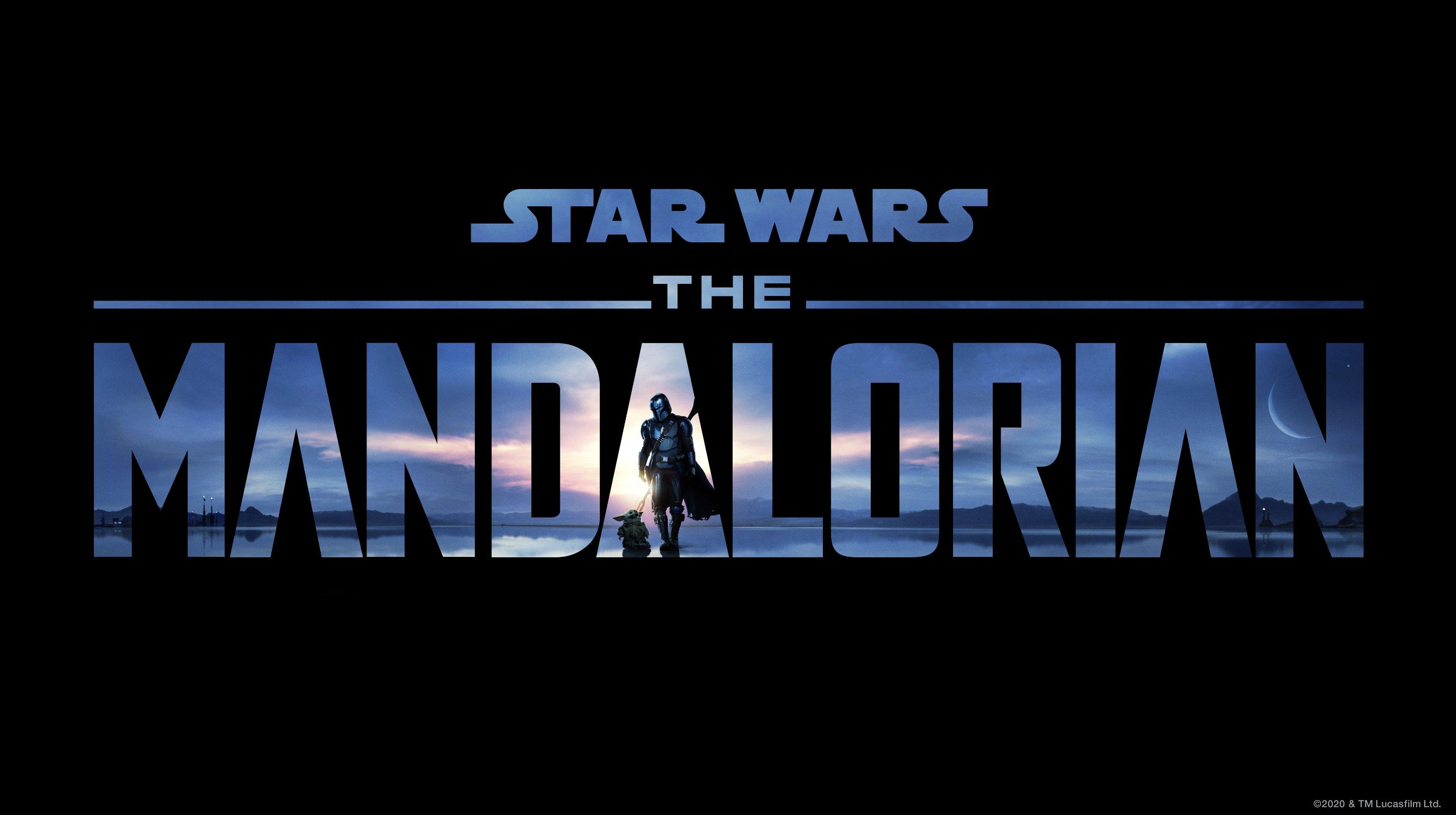 The Mandalorian Season 2 Banner