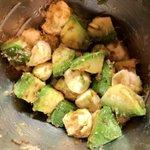 和風な味付けが意外と合う?!アボカドを使った簡単料理!