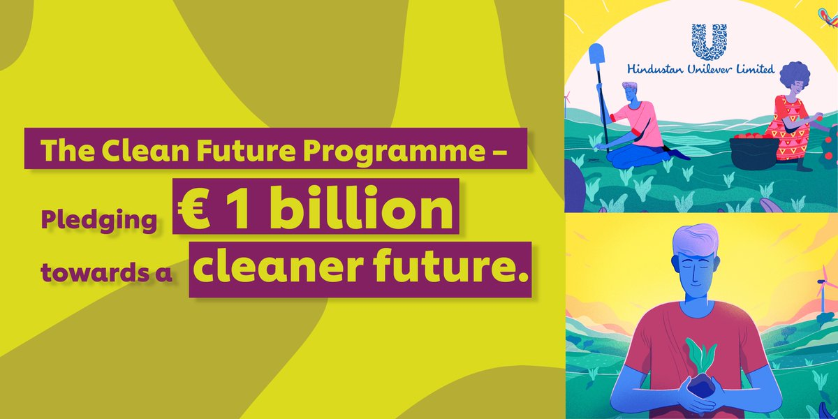 We are delighted to declare our global pledge of  completely eliminating fossil fuels from our cleaning products. Together let's strive towards a #CleanFuture, together let us achieve #carbon positivity @Unilever #SustLiving #Sustainability #CarbonPositive https://t.co/isBKH4bASj https://t.co/iT45TdGr6X