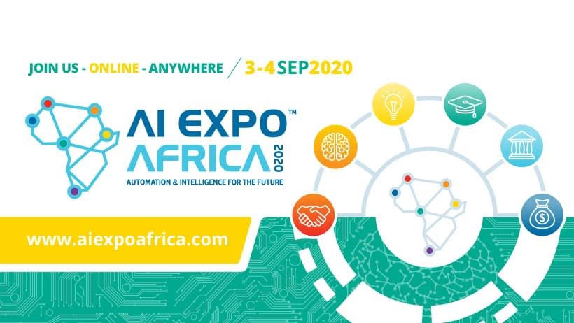 Tomorrow, 3rd September, @aiexpoafrica kicks off virtually. The Expo is the largest B2B Artificial Intelligence (AI), Robotic Process Automation (RPA) and Data Science trade event in Africa. Register here and don't miss out: https://t.co/zwv9dUe5RI https://t.co/gR4DAZMPNr