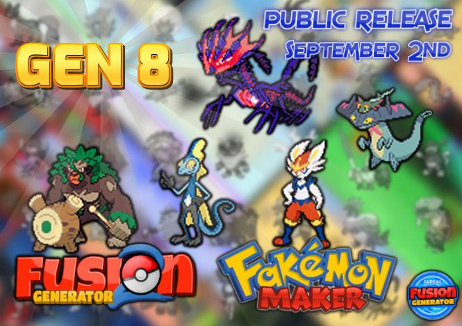 Download pokemon 2 fusion generation Pokemon Fusion