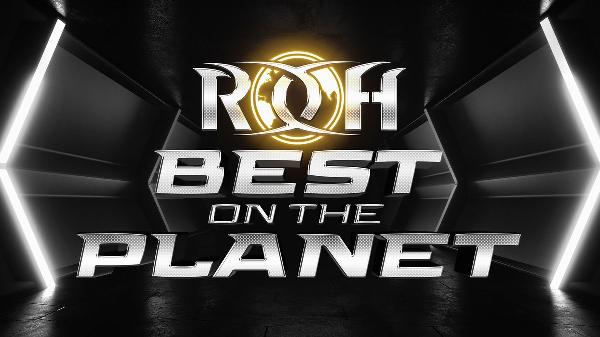 ROH Announces New Best On The Planet Network