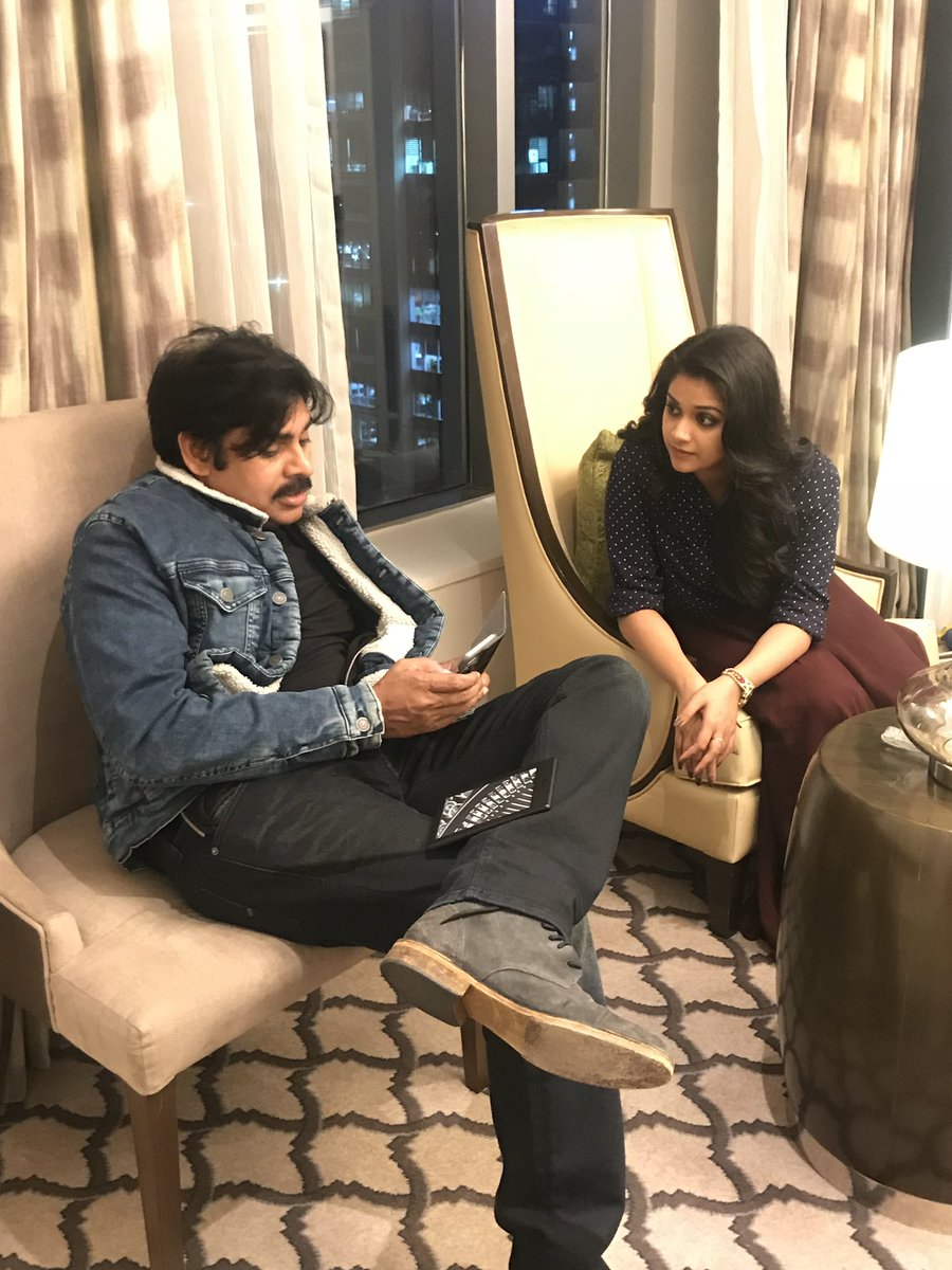 Wishing you a very happy birthday @PawanKalyan sir!   May you have a blessed year ahead! 🙏 😊   #HappyBirthdayPaᴡanKalyan https://t.co/2yGHk35Hea