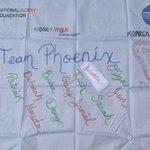 Image for the Tweet beginning: Members of the #KonicaMinolta Phoenix