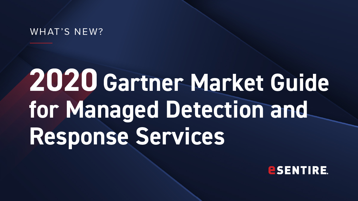 The NEW 2020 Market Guide for Managed Detection and Response Services is out! Learn more about how #MDR representative vendors have been evaluated by reading the report: https://t.co/9CmXY4lSP5 #CyberSecurity #Gartner #CybersecurityNews https://t.co/QZT4UAGwPq