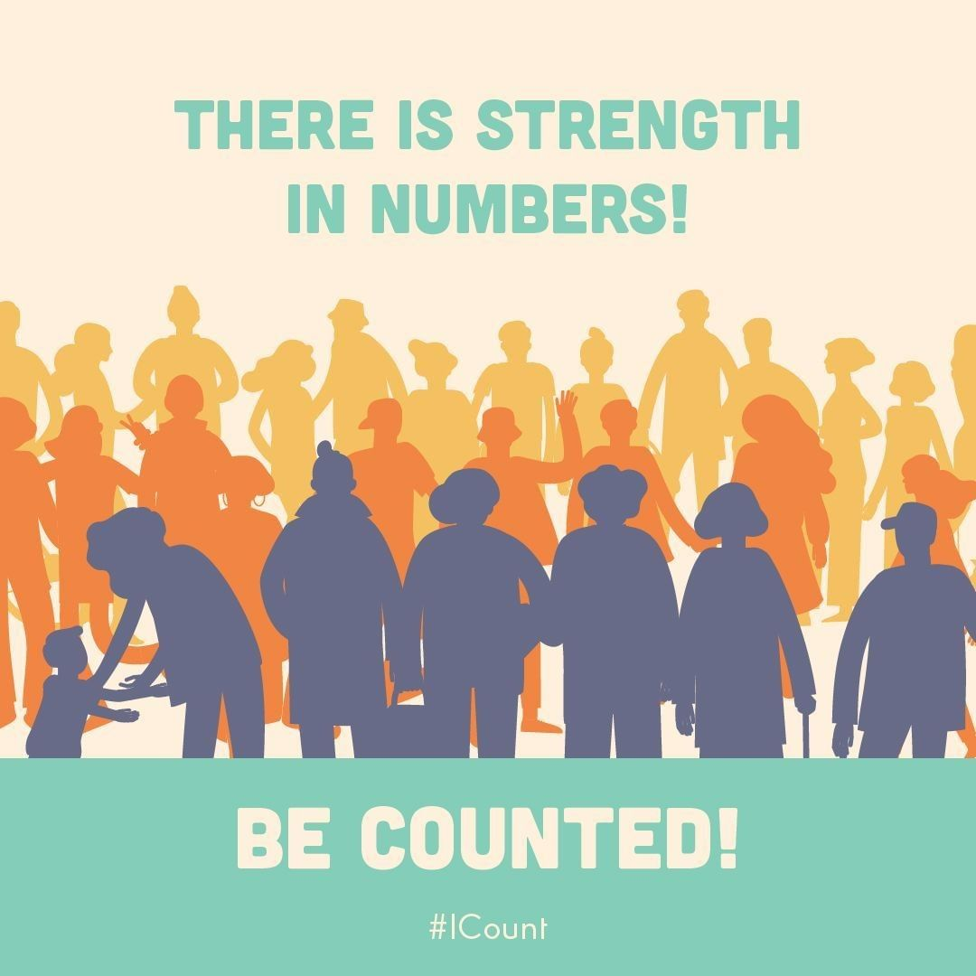 The census helps us claim the resources and services we deserve. The more of us participate, the stronger our communities will be. Do your part and take the census today. https://t.co/CmAlThXvZT https://t.co/Y5Wy0fYwiZ