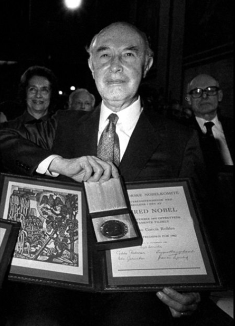 El Universal English On Twitter Mexican Diplomat Advocate Of Nuclear Disarmament Alfonso Garcia Robles Died Onthisday In 1991 Corecipient With Alva Myrdal Of Sweden Of The Nobel Prize For Peace In