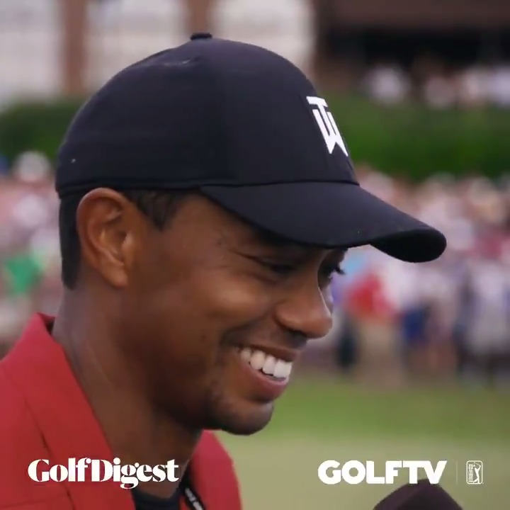 It was so much fun to reflect on number 80 and that moment at the Tour Championship. Looking back at all of the fans and the walk to the 18th green still gives me chills. Watch my four-part series here - https://t.co/cjfUcNUxPt https://t.co/v5xVHxnSvC