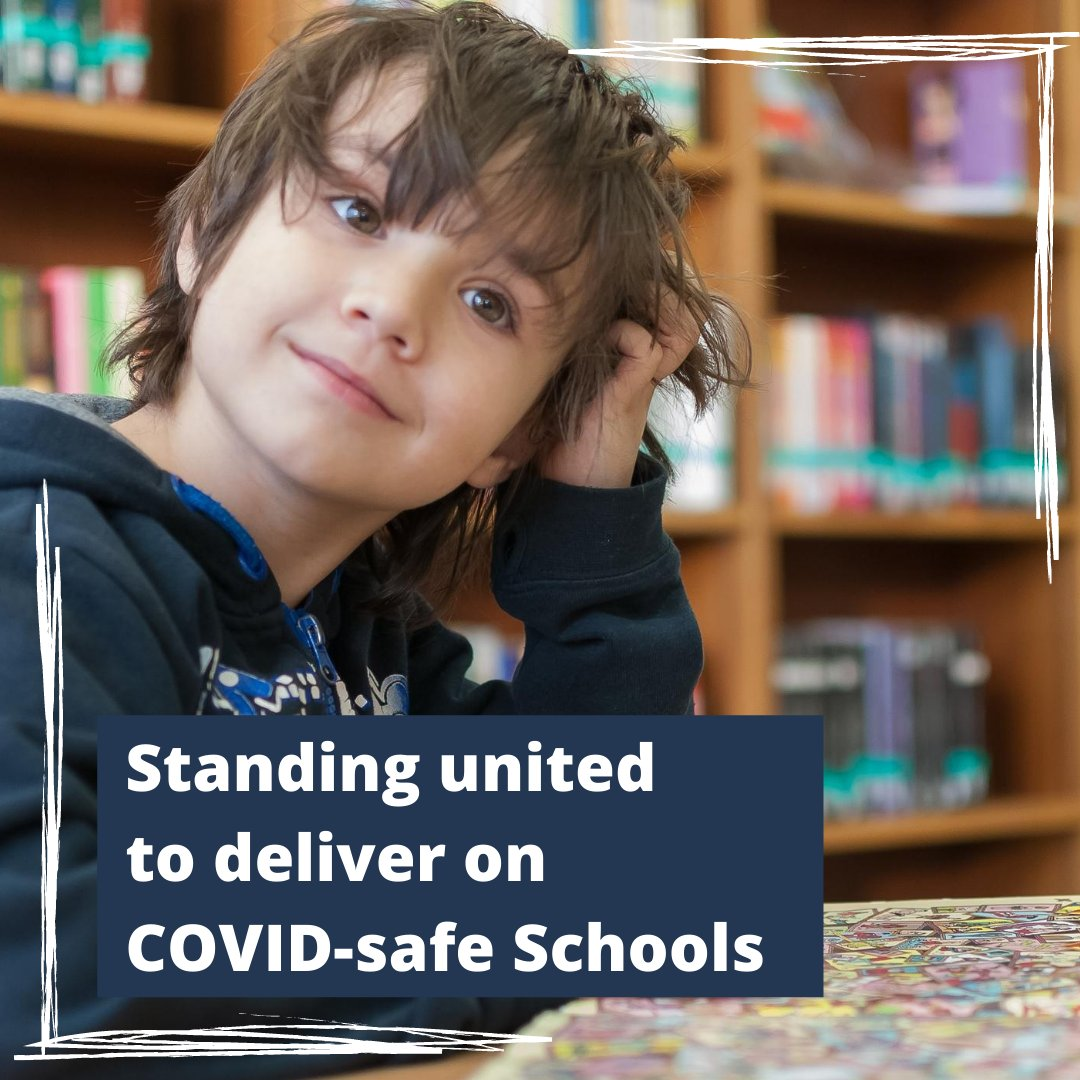 Today the Northern Health Units and Directors of Education issued a joint statement to ensure COVID-safe schools for our children this fall.   Read the statement here:  English: https://t.co/llyepgzc6O Français: https://t.co/1AxR8SBzuZ https://t.co/q5Si0JILTT
