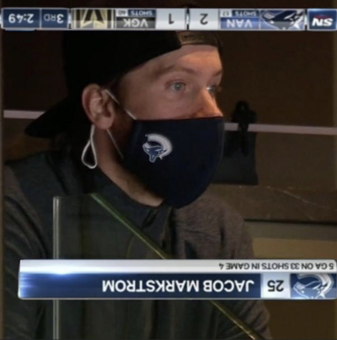 𝗖𝗵𝗿𝗶𝘀 Faber On Twitter I Fixed The Upside Down Mask Problem For You J Markstrom