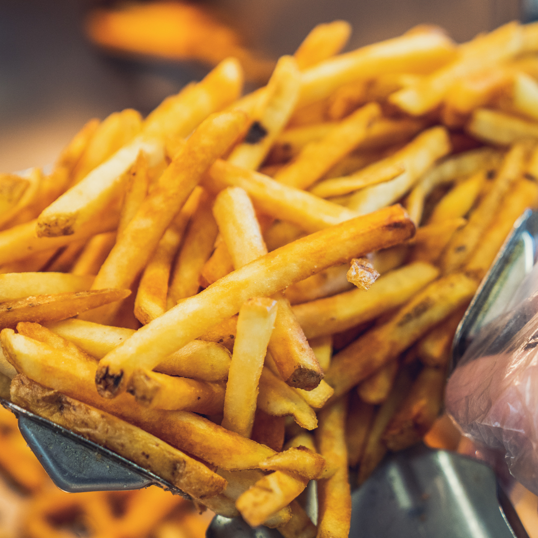Fries are an important part of a balanced diet.  📷: French Fries https://t.co/2nuR9Aobch