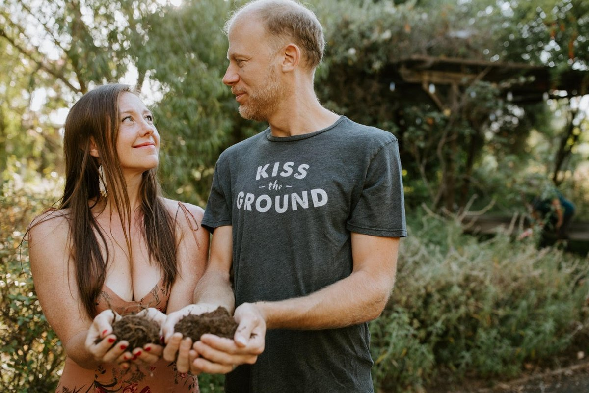 We made #KisstheGroundMovie because we wanted to give the Earth a chance to heal, because we wanted to offer real solutions to people everywhere and because we believe the future can be brighter than today.   Learn more at . #climatechange #ClimateAction