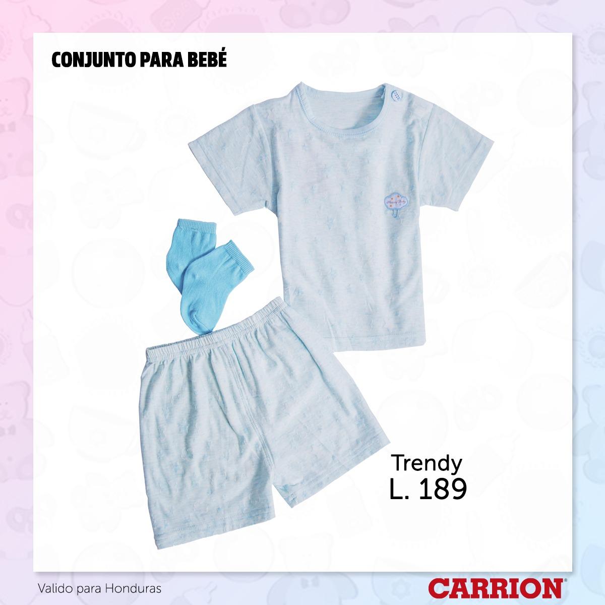 Conjunto frescos para tus bebés #tiendascarrion https://t.co/1i7HoG3Te8