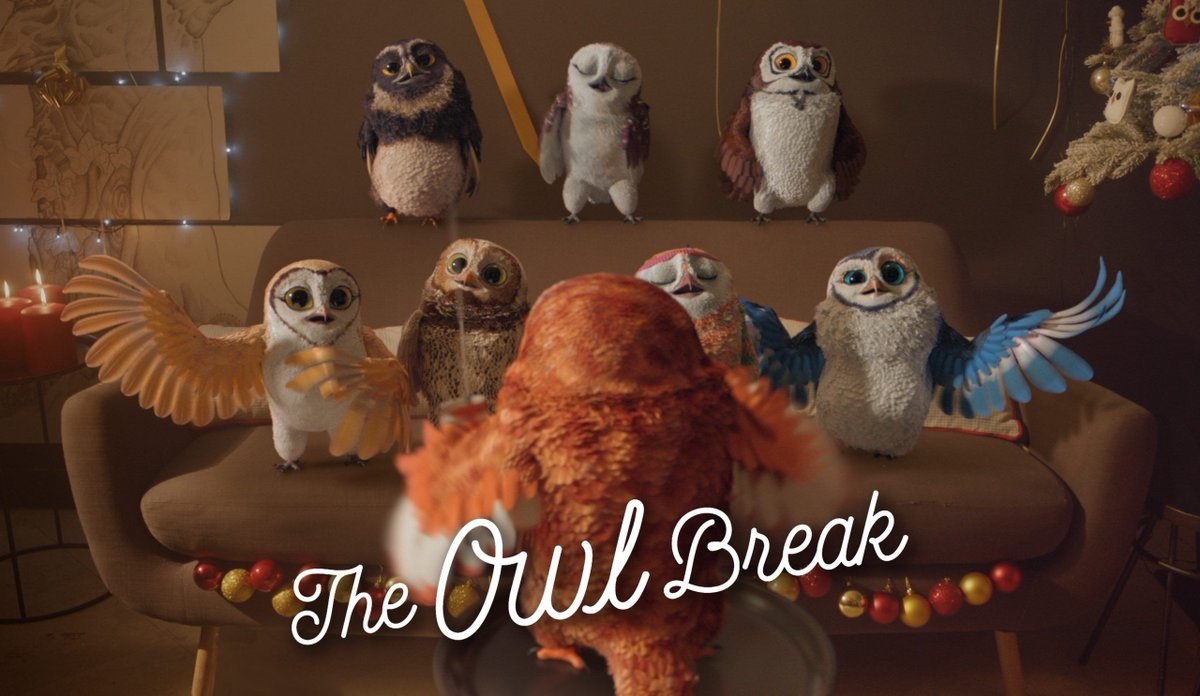#museworld Article: Rekindle Your Love For Owls (And Good Hospitality) With The Owl Break  The Owl Break is a 10-episode series launched by Le Chouette Hotel, and it features - you guessed it - many cute owls!  Read more: https://t.co/07vLHPNx1K  #museworld #iaa #museawards https://t.co/jOmVploNtc