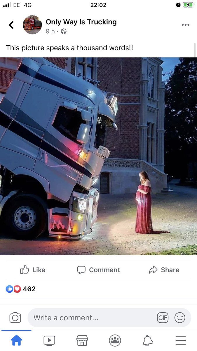 Wtf does this mean?? Has she been shagged by optimus prime???
