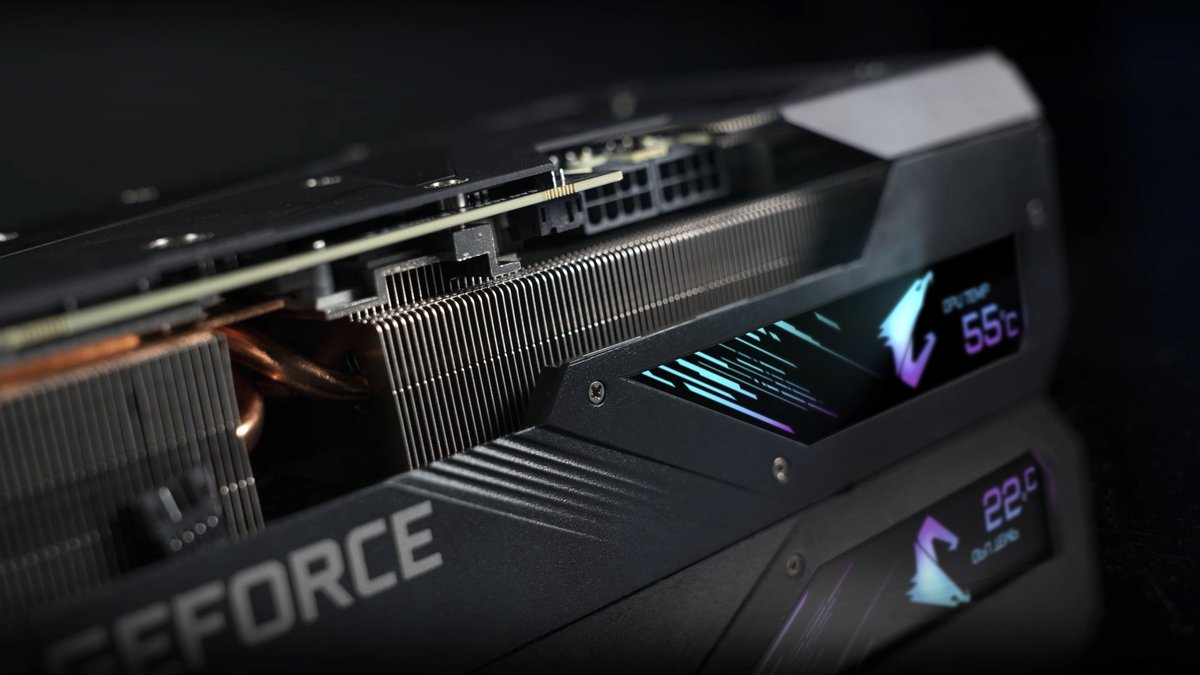 Get a closer look at the new AORUS GeForce RTX 3080 XTREME 💪😁😎  Learn more 👉 https://t.co/dMj4fpvxfl https://t.co/9sD1VoW9G9