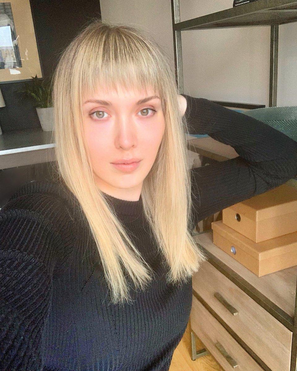 I went blonder instagram.com/p/CEpo5T6jLd-/…