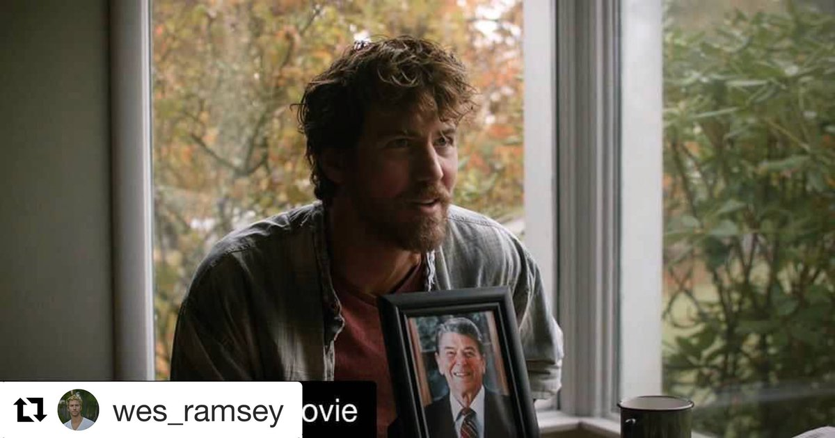 Two Pictures available now on Amazon Prime. #heyhandsome #myman @wesramsey