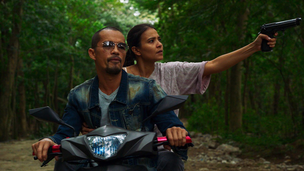 First rate storytelling & an unforgettable performance from Alessandra de Rossi (@msderossi) highlight Manila set thriller WATCH LIST. Co-starring Jake Macapagal (@jakepromac) & Arthur Acuña. In virtual cinemas via @laemmle. https://t.co/fKT1FAABJa