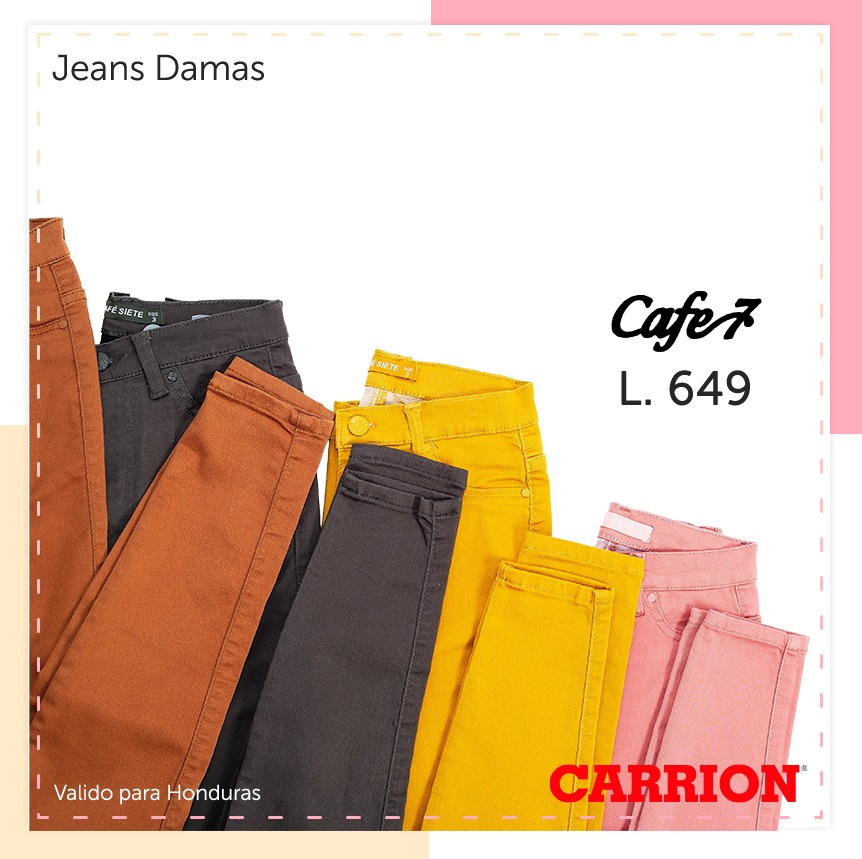 Tus jeans favoritos 🥰🥳🛍🛒 https://t.co/YNMoDTwk7y
