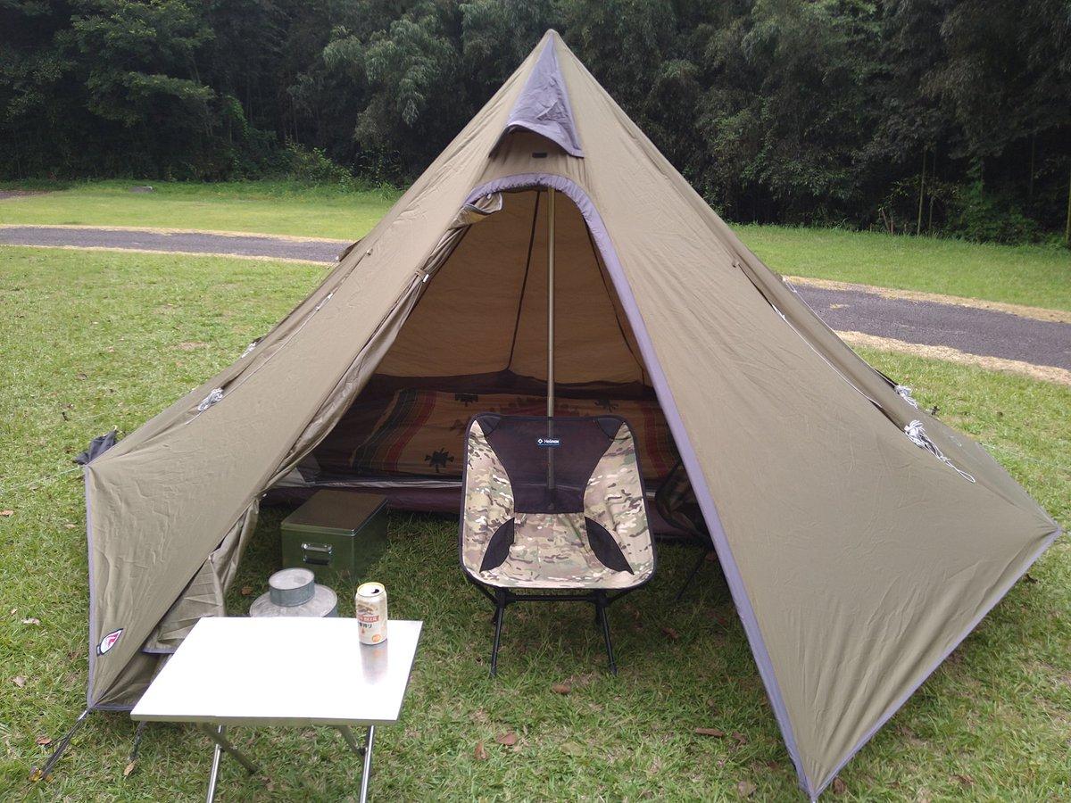 2週連続キャンプ しかも同じ石並川キャンプ場😂 #キャンプ #キャンプ好きと繋がりたい  #アウトドア #アウトドア好きと繋がりたい #ローベンス #グリーンコーン https://t.co/ctNSKgmDGg